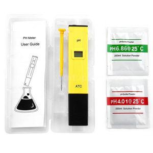 Digitalni PH Metar + 2 praška za kalibraciju
