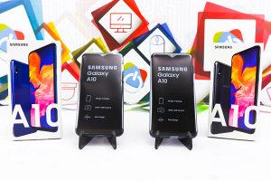 Samsung Galaxy A10; 2GB/32GB; DUAL SIM; Octa Core