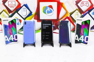 Samsung Galaxy A40; 4GB/64GB; DUAL SIM; Octa Core