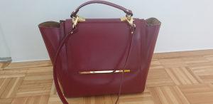 Mona ženska torba/tašna bordo boje