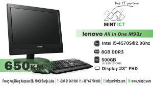 All in One Lenovo M93z