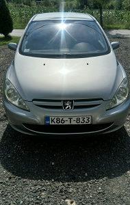 Peugeot 307 1,6 benzin-plin