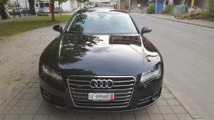 Audi A7, 3.0 TDI QUATTRO, 245 KS, OCARINJEN UVOZ CH