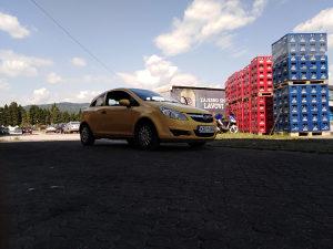 Opel Corsa D plin