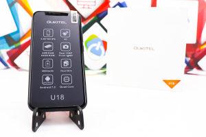 Oukitel U18 4GB/64GB 4G 4000mAh Dual SIM