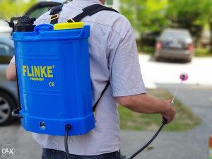 2u1 FLINKE akumulatorska prskalica 16l sa ručnom pumpom