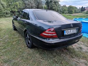 Mercedes-Benz S 320/plin MOZE ZAMJENA