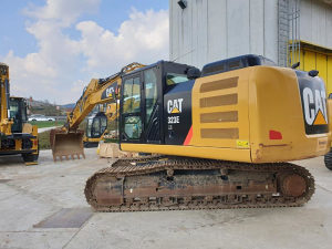 Cat bager 323E LN