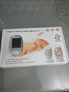 Baby phone baby monitor video nadzor bebifon