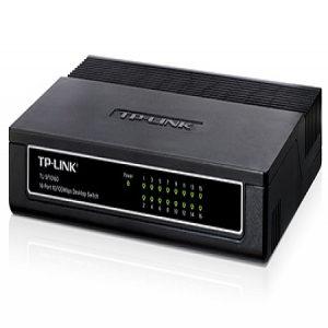 TP-LINK 16-PORTNI SWITCH 16X10/100 TL-SF1016D (017248)