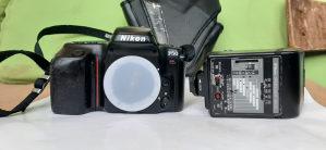 Nikon F50 na film stanje nepoznato