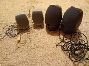 Zvucnici za laptop-cijena za dva para
