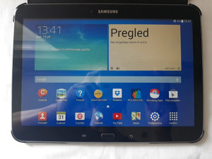 Tablet Samsung tab 4 16gb