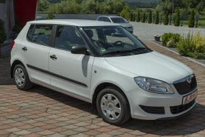 Škoda Fabia 1.6