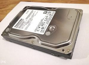 Hard disk 1 TB SATA 3 - Toshiba