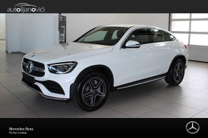 Mercedes-Benz GLC 220d Coupe 4MATIC