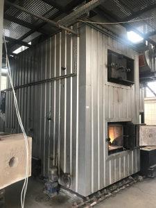 Kotlovnica 1,2 MW Uniferro sa silosom (za sječku)