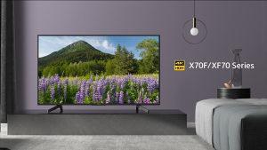 """Sony 4K 49"""" UltraHD TV 49XF7005 ili 49XF7077 Smart WiFi"""
