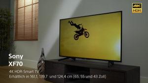 """Sony 4K 55"""" UltraHD TV 55XF7005 ili 55XF7077 Smart WiFi"""