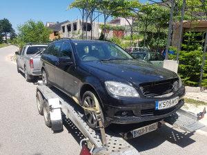 Mercedes c klasa w204 karavan DIJELOVI