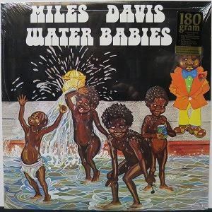 Miles Davis - Water Babies LP