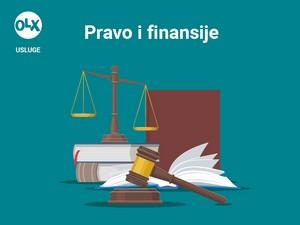 Knjigovodstvene usluge, usluge revizije i fin.savjetov
