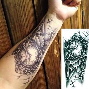 Privremena Tetovaža VELIKA  Cool Tattoo