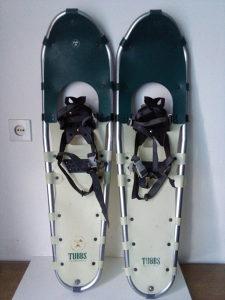 Extra krplje za snijeg TUBBS TD 91 control wing USA