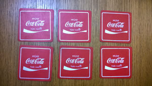 Stari podmetači Coca Cola