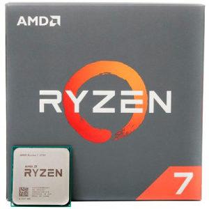 AMD CPU Desktop Ryzen 7 3700X 8C/16T 4.4GHz 36MB AM4