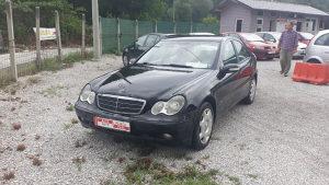 "Mercedes Benz C 200 CDI ""MOŽE ZAMJENA"""