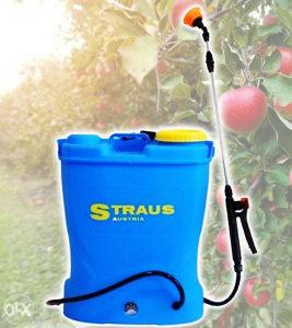 Akumulatorska prskalica STRAUS Austria 16l