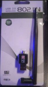 USB Wireless Antena