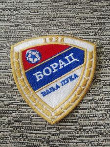 Amblem FK Borac Banja Luka