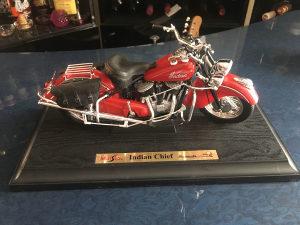 Motor Harly Davidson