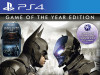 """Batman™: Arkham Knight """"GAME OF THE YEAR EDITION"""" PS4"""