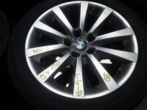 ALU FELGE R18 5X120 BMW F10 2010 1000 ILMA