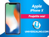 Apple iPhone X 64GB - A K C I J A -