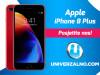 Apple iPhone 8 Plus 64GB RED (crveni)