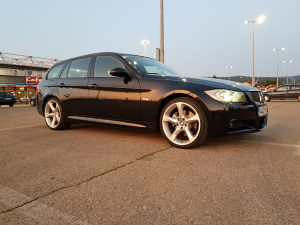 BMW 330 XDrive M sport e91