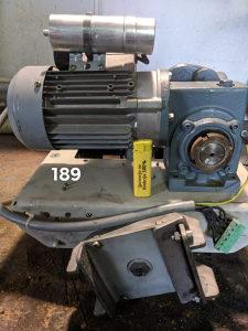 Motor za kapiju Rampu