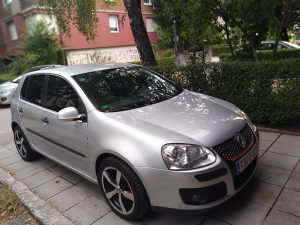 Golf 5 GTI optic 4motion 2.0 fsi 2007/8 062666446