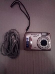 Digitalni fotoaparat FE-115 Olimpus