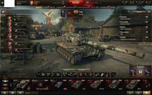 World of Tanks Akaunt