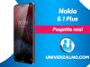 Nokia 6.1 Plus 64GB (androidONE)