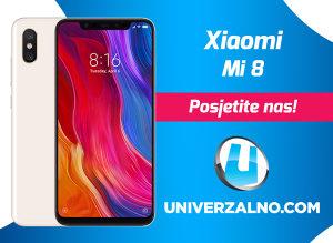 Xiaomi Mi 8 (Mi8) 128GB (6GB RAM)