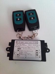 Wireless prekidač AC220V 10A