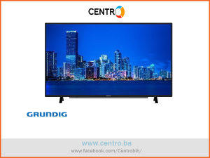 "GRUNDIG TV 40 VLE 6735 BP, 40"" (100 cm), FHD, Smart"