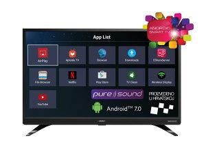 "SMART TV 32"" ANDROID 7.0 WI-FI QUAD CORE"