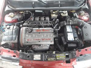 Motor 1.8 16 v benzin TWIN SPARK Alfa Romeo 145